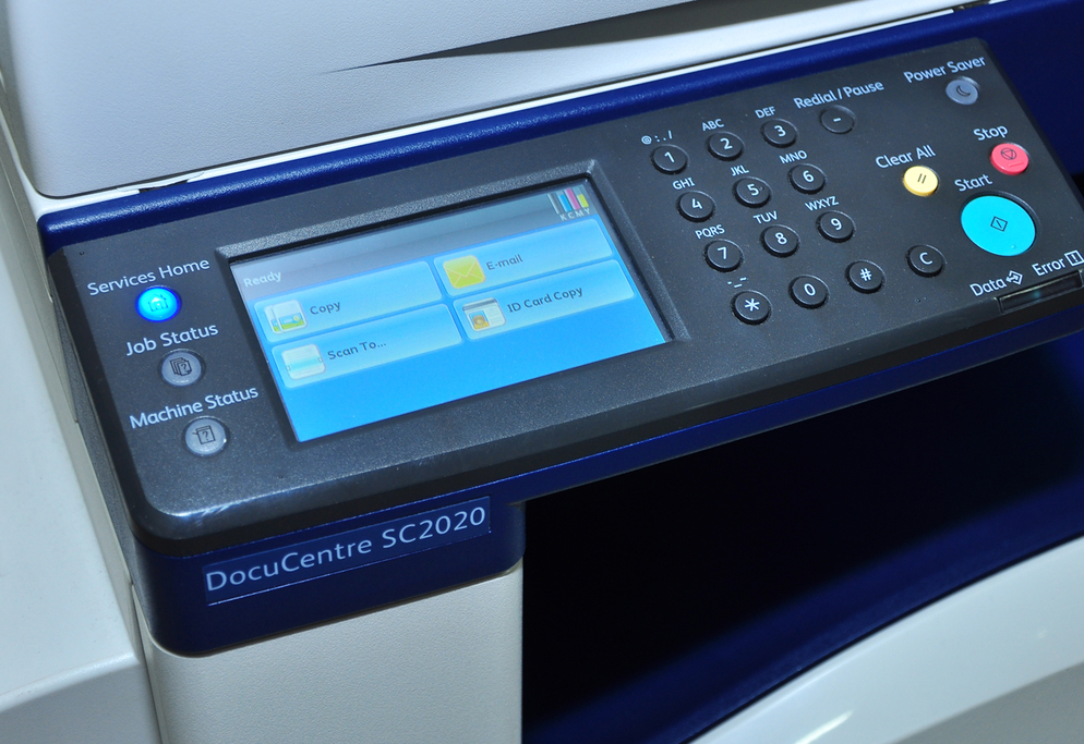 DocuCentre SC2020