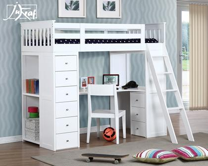 Jacob Loft Bunk