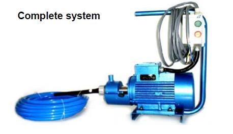 Boiler Tube Cleaning Machine - Control Valve - LKS (M) SDN BHD