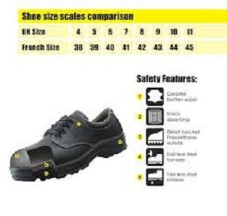 B3 SAFETY SHOES