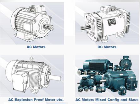 Ac dc weather proof explosion proof etc electric motor for Explosion proof dc motor