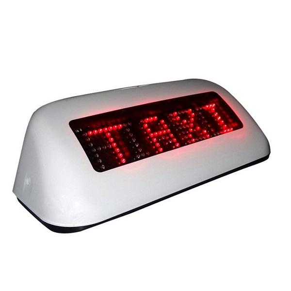 Taxi Roof Mini Cap LED Display