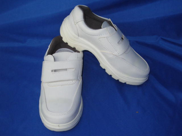 Cleanroom Safety Shoes(White)