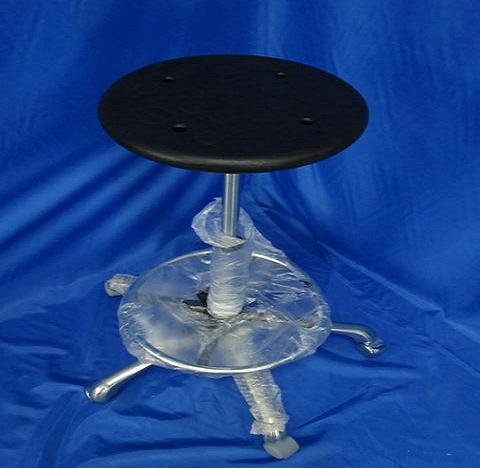 Cleanroom Standard Height Stool