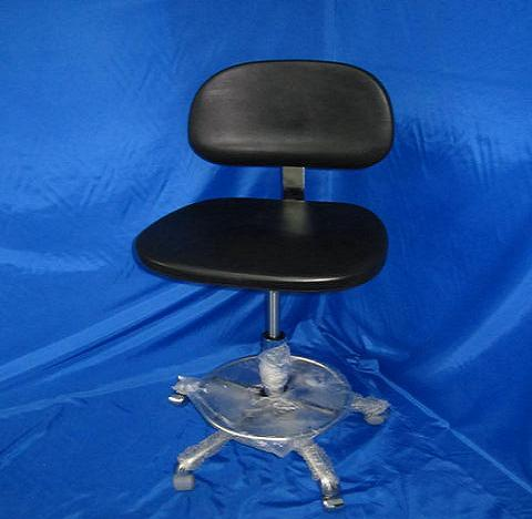 Cleanroom Extended Height Chair