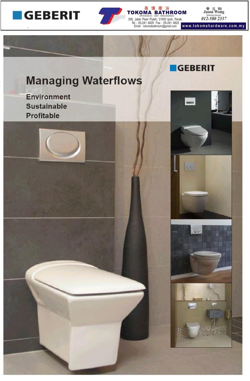 geberit concealed pvc cistern system. Black Bedroom Furniture Sets. Home Design Ideas