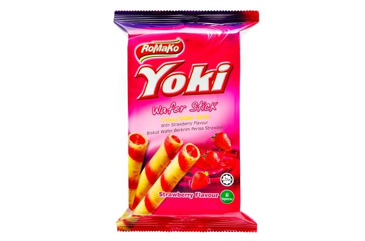 Yoki 100g - Strawberry