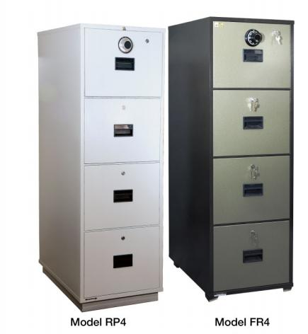 Lion Fire Resistant Filing Cabinets