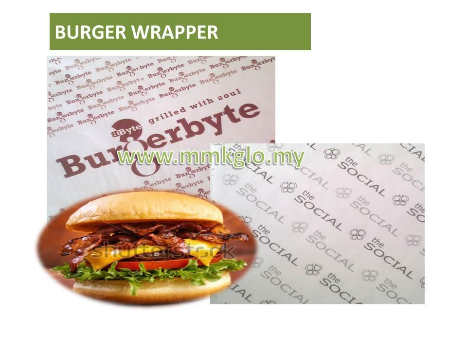 BURGER WRAPPER