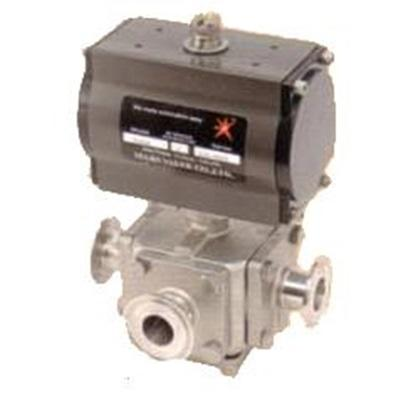 MARS Direct Mount Ball Valves - Series 33SN