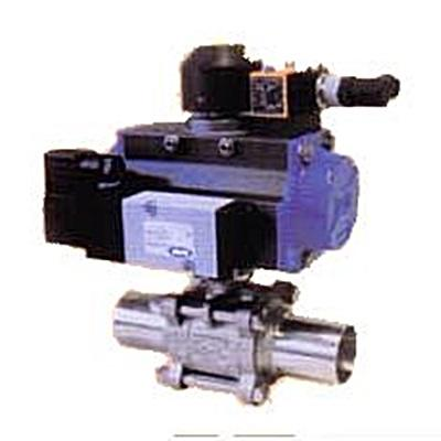 MARS Direct Mount Ball Valves - Series 77
