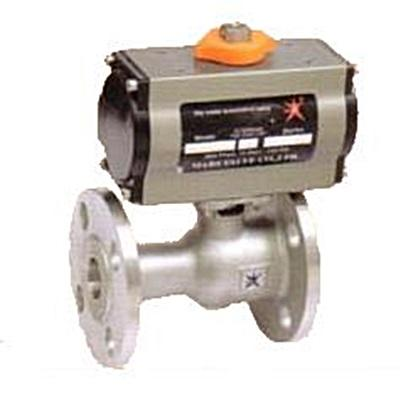 MARS Direct Mount Ball Valves - Series 91D
