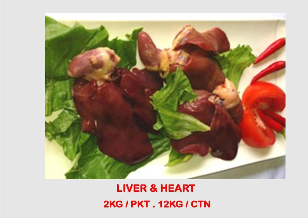 LIVER AND HEART