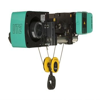 EUROBLOC VT SERIES ELECTRIC WIRE ROPE HOIST