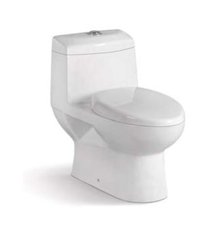 One-piece Water Closet