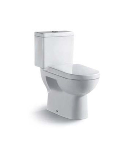 Two-piece water closet