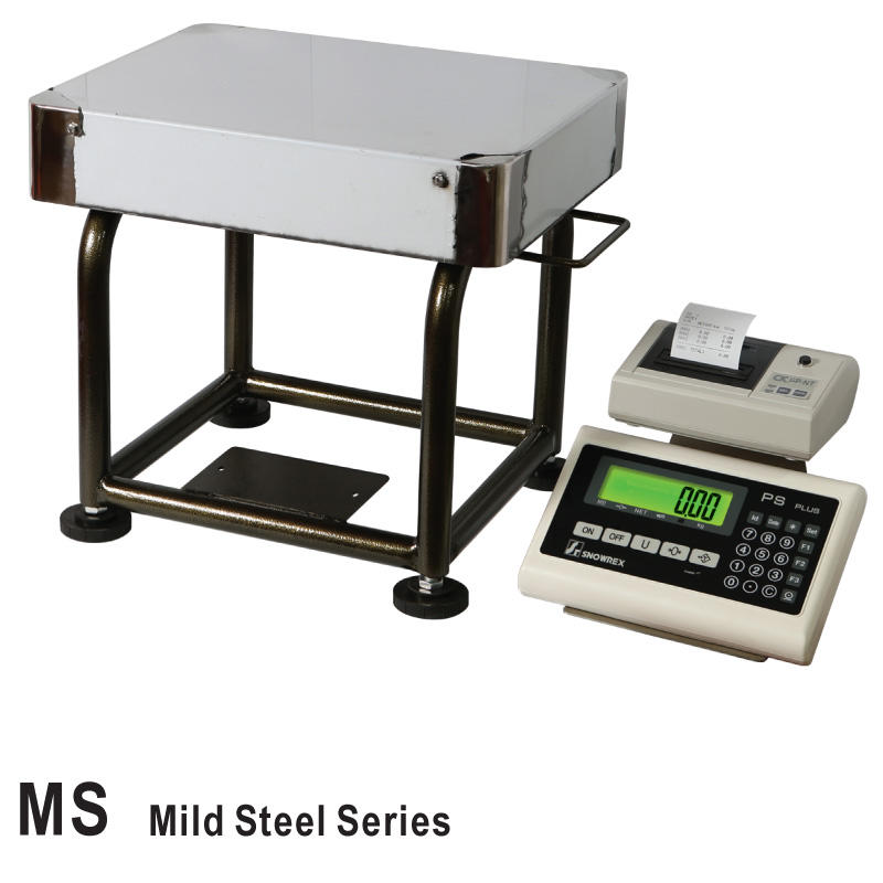 MS series - Chicken Weigher PS PLUS with Mini Printer
