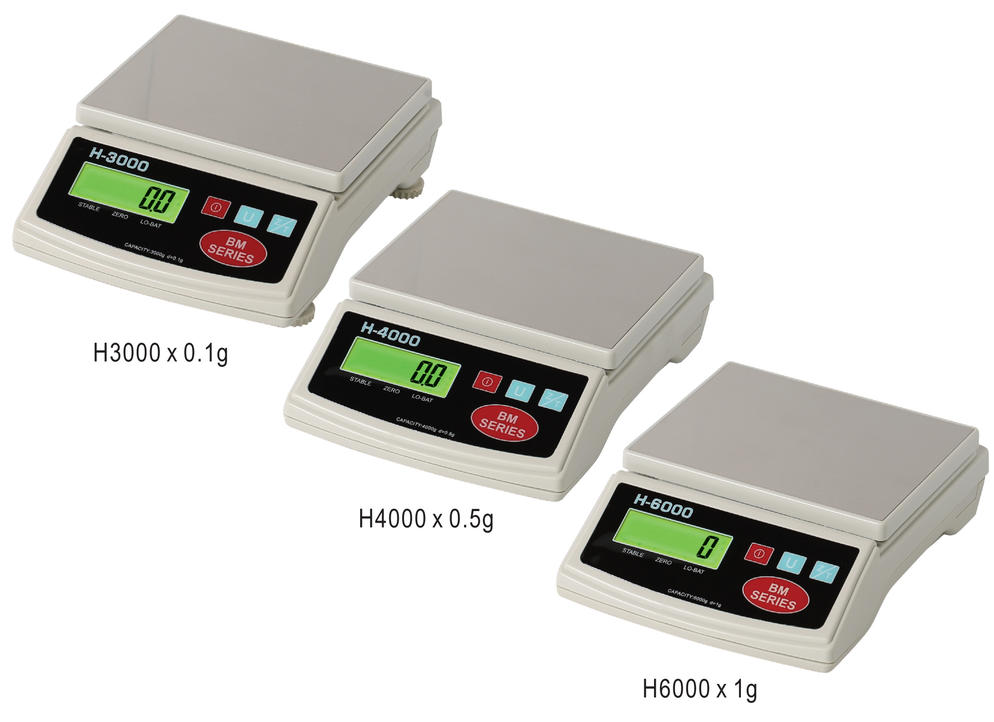 H series_Electronic Compact Scale