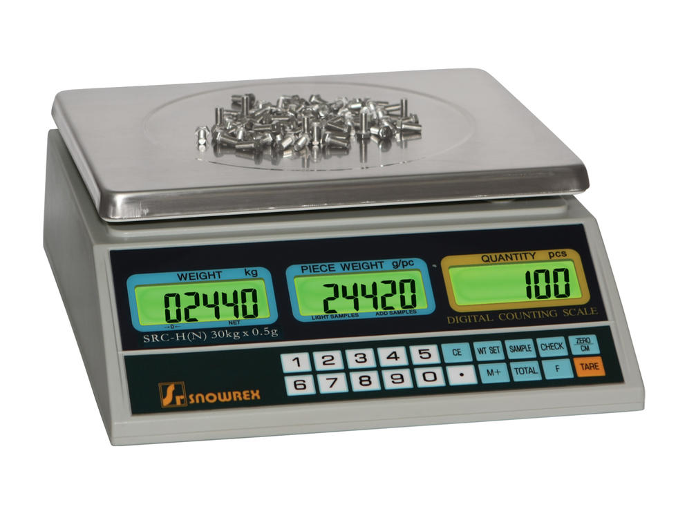 SRC-H(N) series_High Precision Digital Counting Scale