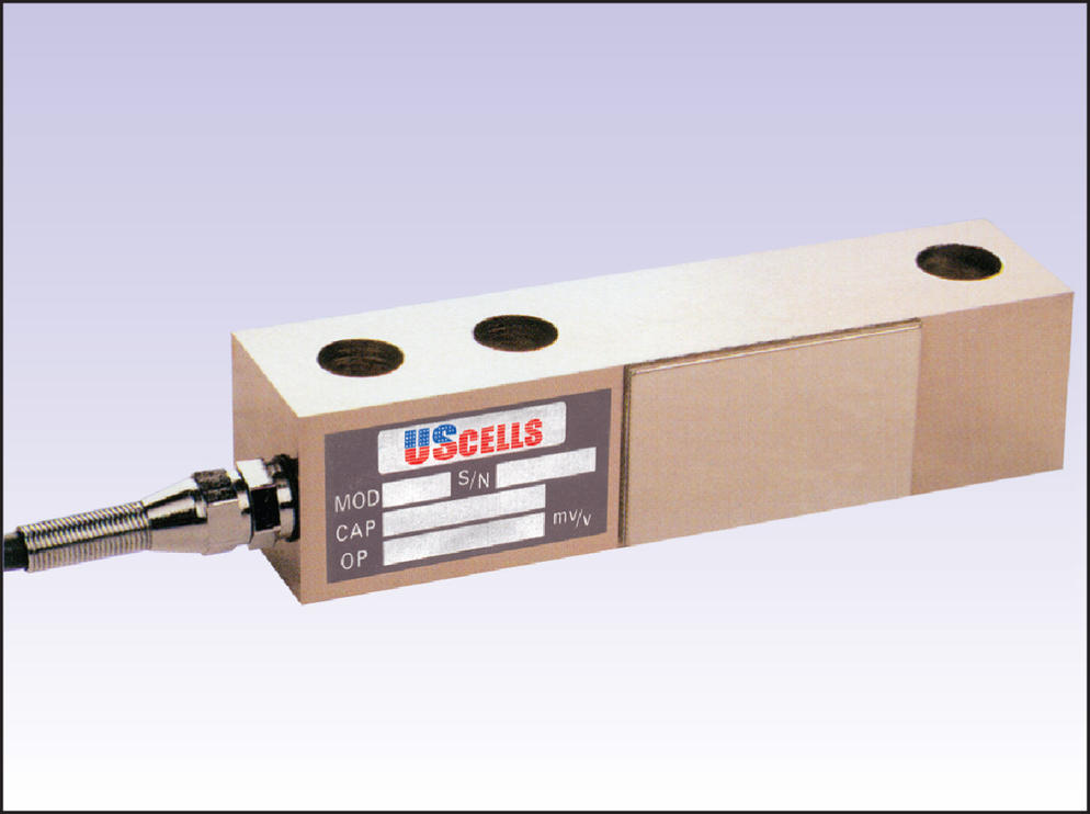 MBS Series_Tool Steel Single Ended Beam Load Cells