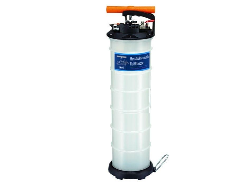 MANUAL & PNEUMATIC FLUID EXTRACTORS