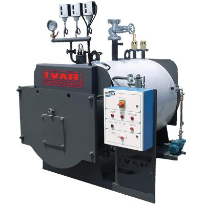 IVAR Steam Boiler, Thermal Fluid Boiler & Hot Water boiler