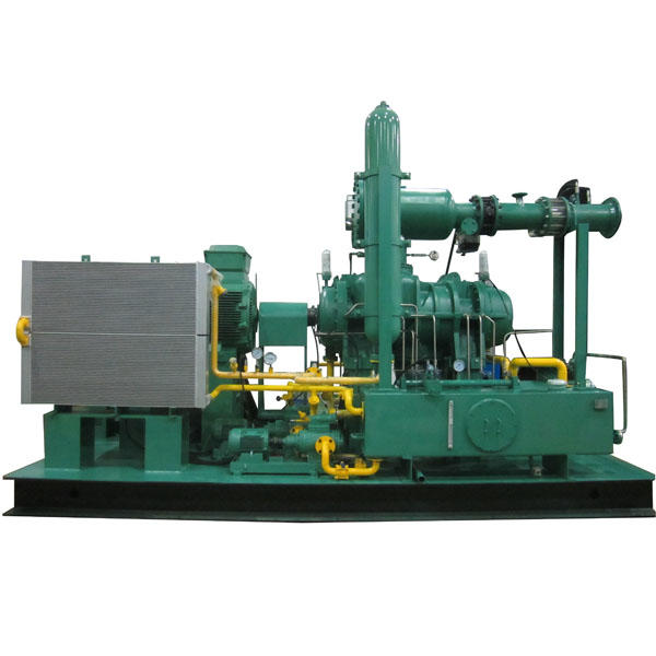 Kai Shan GE Steam / Waste Heat Screw Expander Power Generator (up to 1MW)