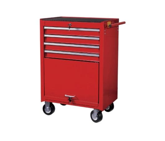 4-Dawer Tools Trolley