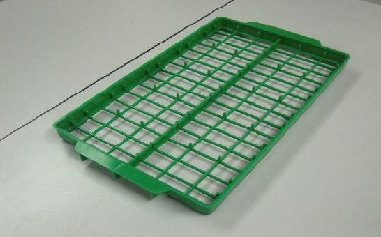 Production tray
