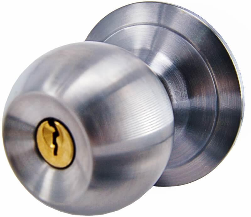Cylindrical Door Knob Lock 587 series
