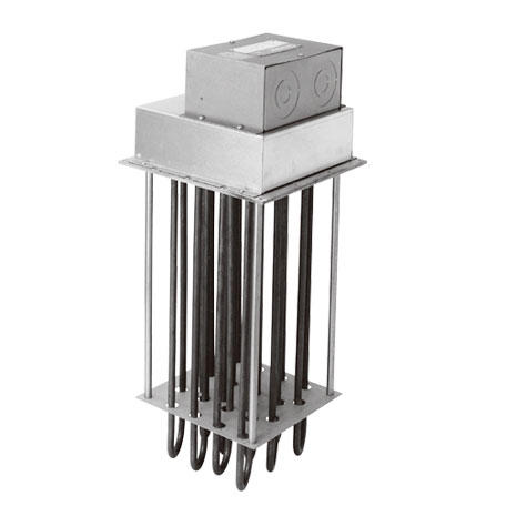 High Temperature Air Duct Heaters