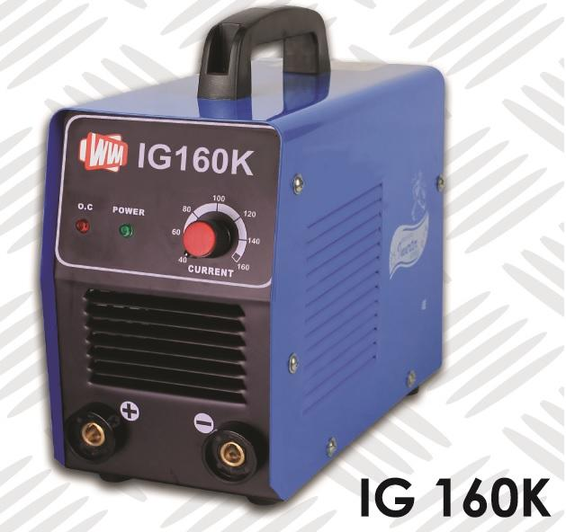 MMA Inverter (Portable) IG 160K