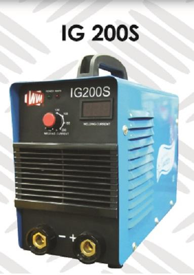 MMA Inverter (Portable) IG 200S