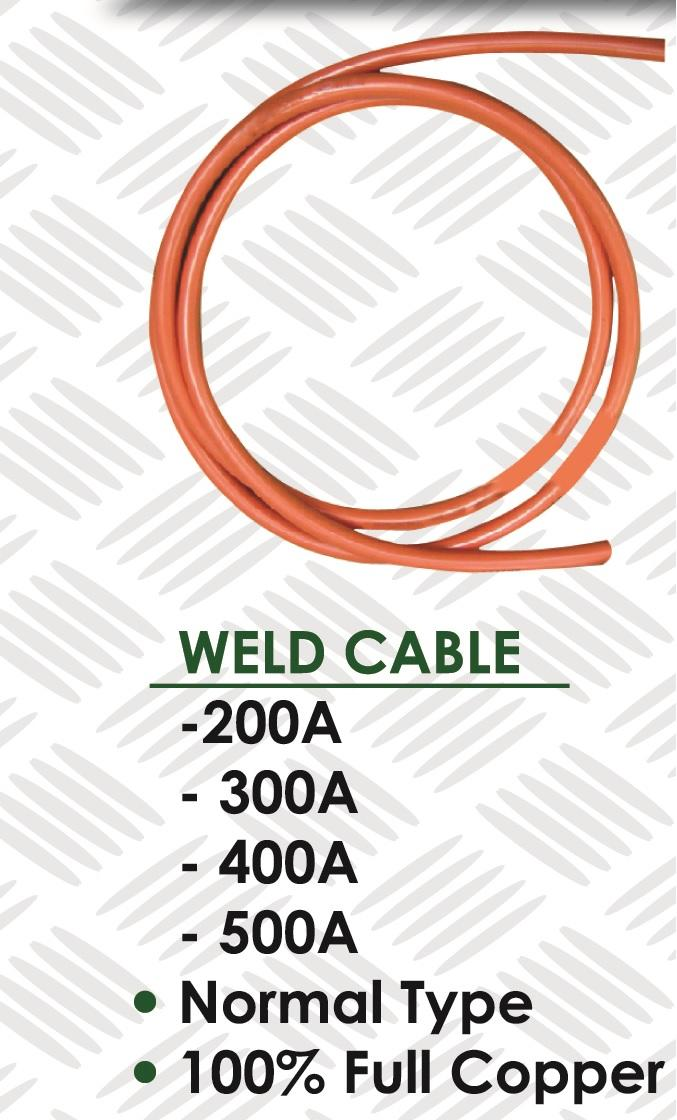 Weld Cable