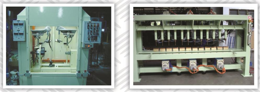 Automation System - Custom Welding Machine