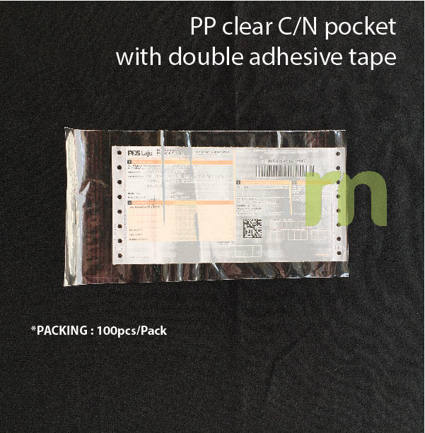 Cn Pocket  Pocket For Consignment Note  Maryna Packa
