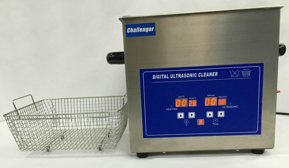 PS-40(A), 10L - Challenger Ultrasonic Cleaner (SOLD OUT)