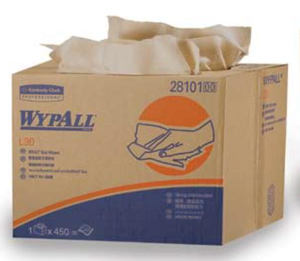 Wypall L30 Wipers