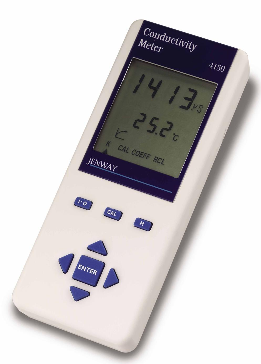 Jenway 4150 Premier Conductivity or TDS Meters