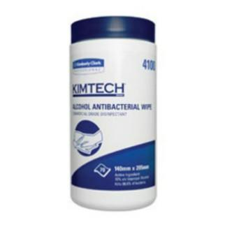 KIMTECH* Alcohol Antibacterial Wipers