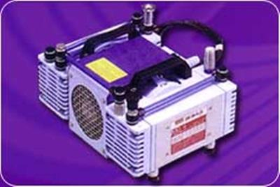 Three Stage High Vacuum Diaphragm Type Dry Vacuum Pump