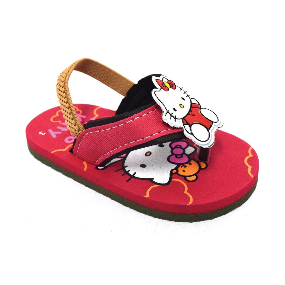 AEROKID - BABY SANDALS  (BB 026-RD) RED
