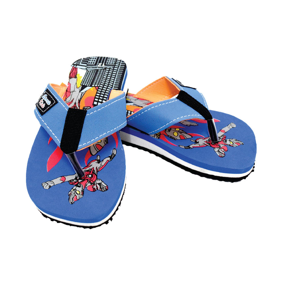 AEROKID - TODDLER SANDALS  (KS S273-B) BLUE