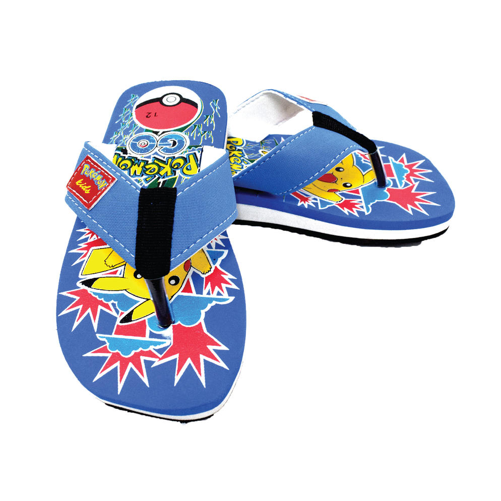 AEROKID - TODDLER SANDALS  (KS S278-B) BLUE