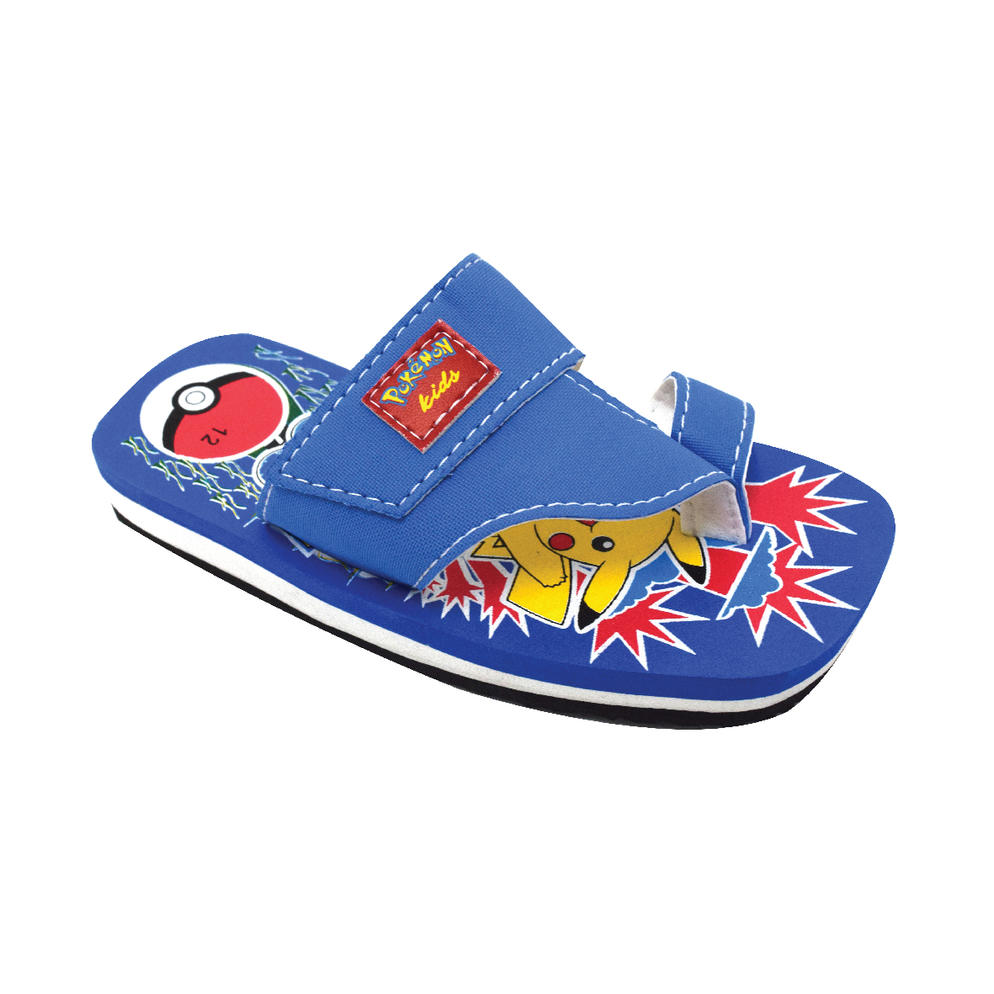 AEROKID - TODDLER SANDALS  (KS S279-B) BLUE