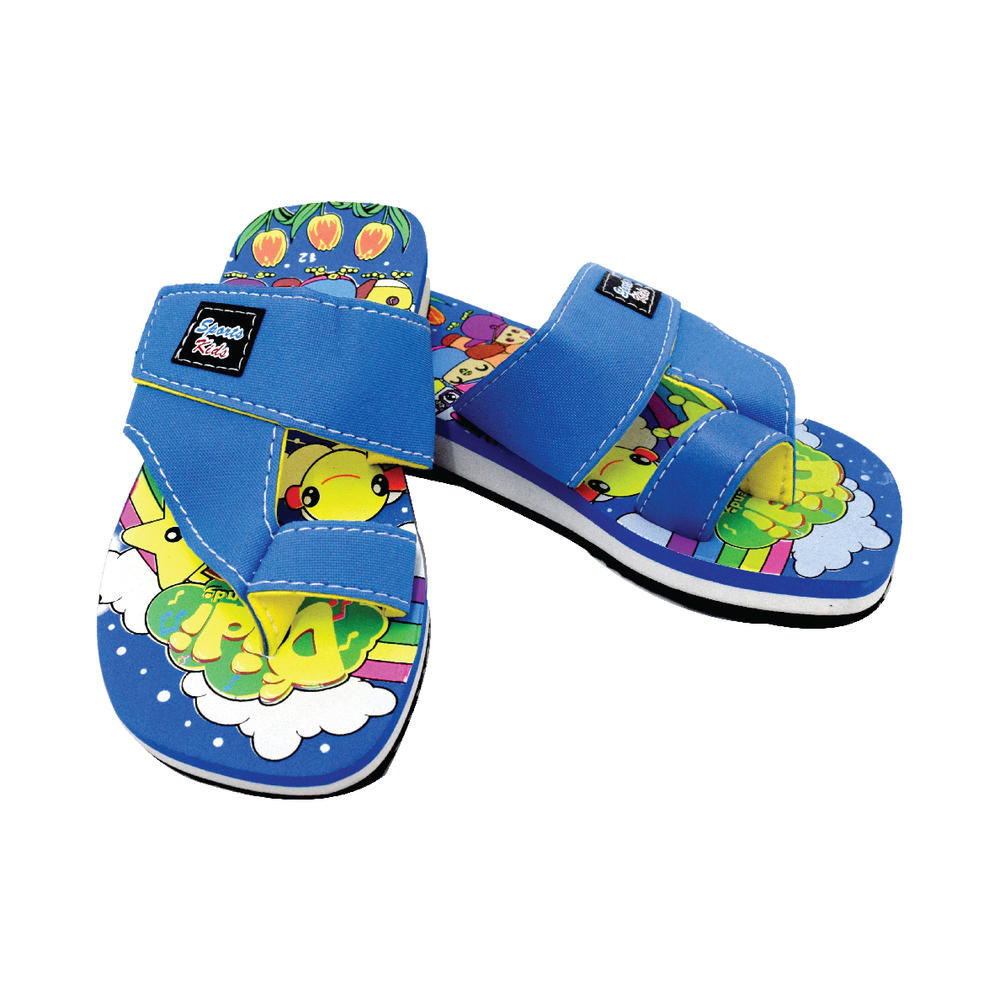 AEROKID - TODDLER SANDALS  (KS S283-B) BLUE