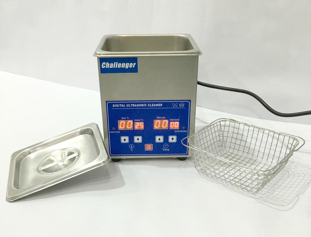 PS-08(A), 1.3L - Challenger Ultrasonic Cleaner