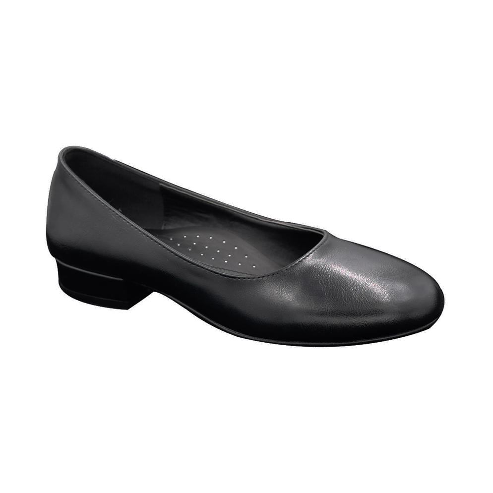 SALSA - LADIES PUMP SHOES (11-6753) BLACK