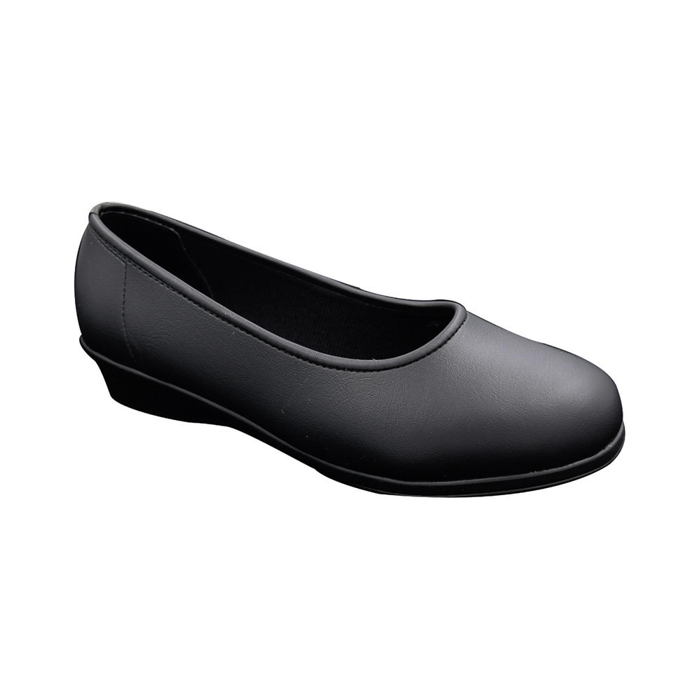 SALSA - LADIES PUMP SHOES (64-2016) BLACK