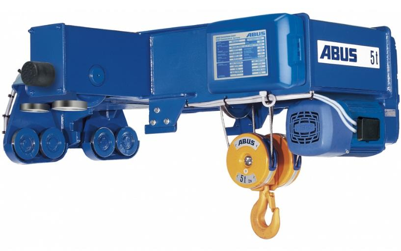 Type S – Side Mounted Hoist